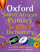 Books - Oxford South African Primary Science Dictionary (Paperback) | ISBN 9780195765571