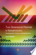 Two Dimensional Materials in Nanophotonics