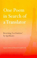 One Poem in Search of a Translator