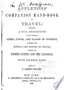 Appletons  Companion Hand book of Travel