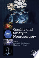 Quality and Safety in Neurosurgery Book