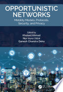Opportunistic Networks Book