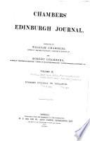 Chambers S Journal