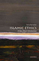 Islamic Ethics  a Very Short Introduction