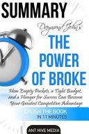 Draymond John s the Power of Broke Summary Book PDF