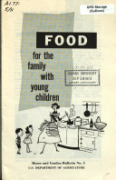 Food for the Family with Young Children
