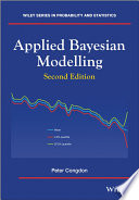 Applied Bayesian Modelling Book