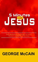 5 Minutes with Jesus Book