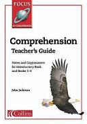 Focus on Comprehension