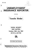 Unemployment Insurance Reporter