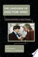 The Language of Doctor Who Book PDF