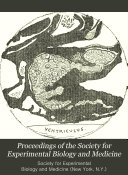Proceedings of the Society for Experimental Biology and Medicine