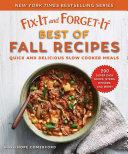Fix-It and Forget-It Best of Fall Recipes [Pdf/ePub] eBook