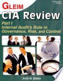Gleim CIA Review