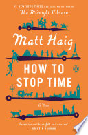 How to Stop Time Matt Haig Cover