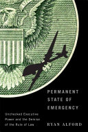 Permanent State of Emergency