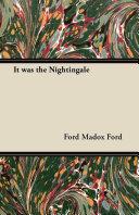Pdf It was the Nightingale