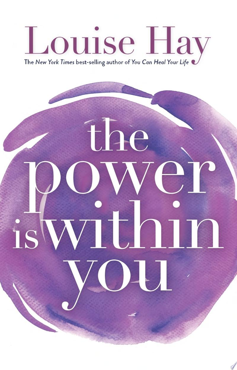 The Power Is Within You banner backdrop