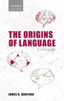 Pdf Origins of Language Telecharger