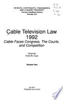 Cable Television Law
