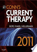 """Conn's Current Therapy 2011"" by Edward T. Bope, Rick D. Kellerman, Robert E. Rakel"