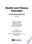 Health and Fitness Concepts