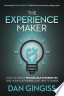 The Experience Maker Book