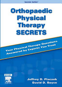 Orthopaedic Physical Therapy Secrets   E Book