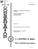 Energy Use in the Marine Transportation Industry  Task III Book