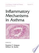 Inflammatory Mechanisms in Asthma Book