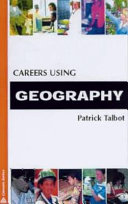 Careers Using Geography