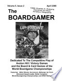 The Boardgamer Volume 5