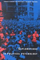 Explorations in Political Psychology