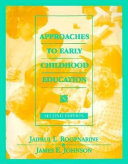 Approaches to Early Childhood Education Book
