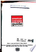 American Overseas Guide