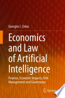 Economics and Law of Artificial Intelligence Book