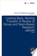 Looking Back  Moving Forward Book