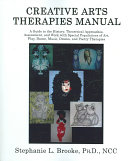 Creative Arts Therapies Manual
