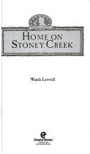 Home on Stoney Creek