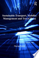 Sustainable Transport  Mobility Management and Travel Plans Book