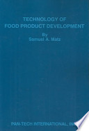 Technology of Food Product Development