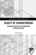 Beauty of Crowdfunding