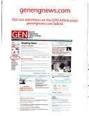 Genetic Engineering Biotechnology News Book PDF