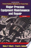 Major Process Equipment Maintenance And Repair Book PDF