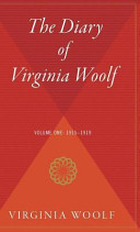 The Diary of Virginia Woolf Volume One