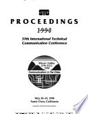 37th International Technical Communication Conference