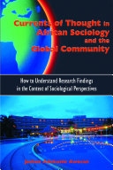 Currents of Thought in African Sociology and the Global Community