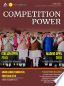 Competition Power June 2019 Monthly eBook  English Edition