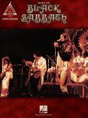Best of Black Sabbath  Songbook