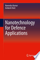 Nanotechnology for Defence Applications